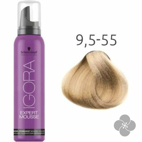 Igora Expert Mousse 9,5-4, 100ml