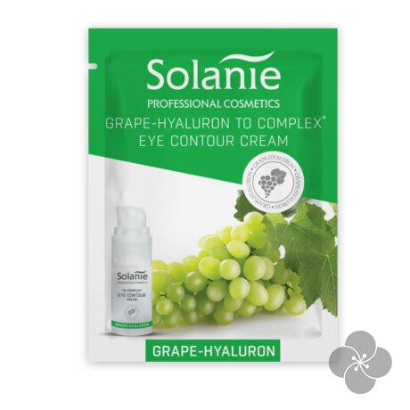 Solanie Minta Szőlő-hialuron szemránckrém TO Complex-szel 1 ml