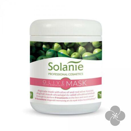 Solanie Alginát Oliva bőrfiatalító maszk – tégelyes