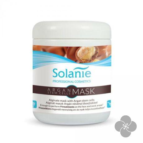 Solanie Alginát Argán növényi őssejtes maszk – tégelyes