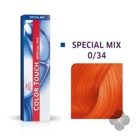 Color Touch 0/34 hajfesték, 60ml