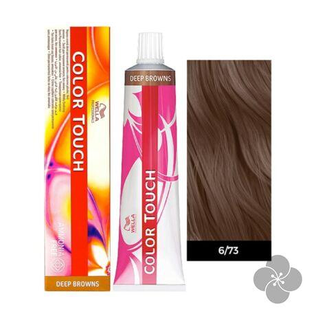Color Touch 6/73 hajfesték, 60ml
