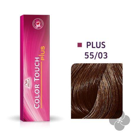 Color Touch Plus 55/03 hajfesték, 60ml
