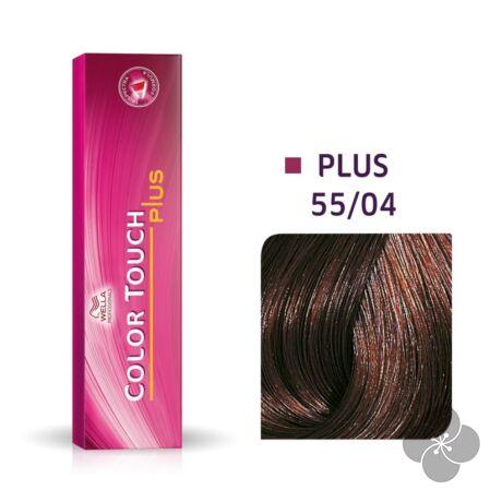 Color Touch Plus 55/04 hajfesték, 60ml