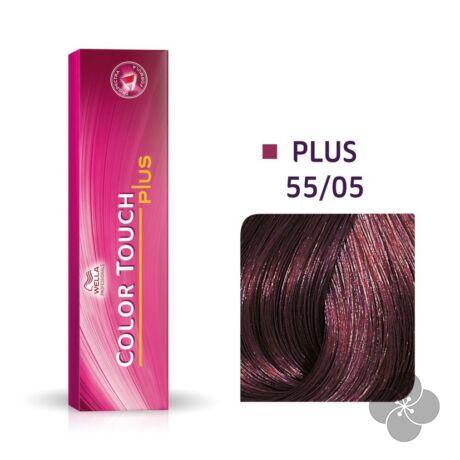 Color Touch Plus 55/05 hajfesték, 60ml
