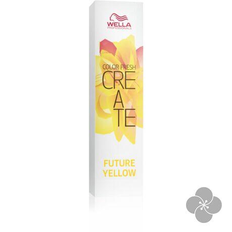 Color Fresh Create színező Future YelloWella 60ml